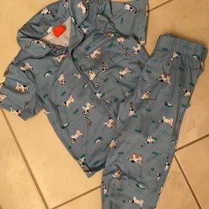 4T Joe Fresh Toddler Pajama
